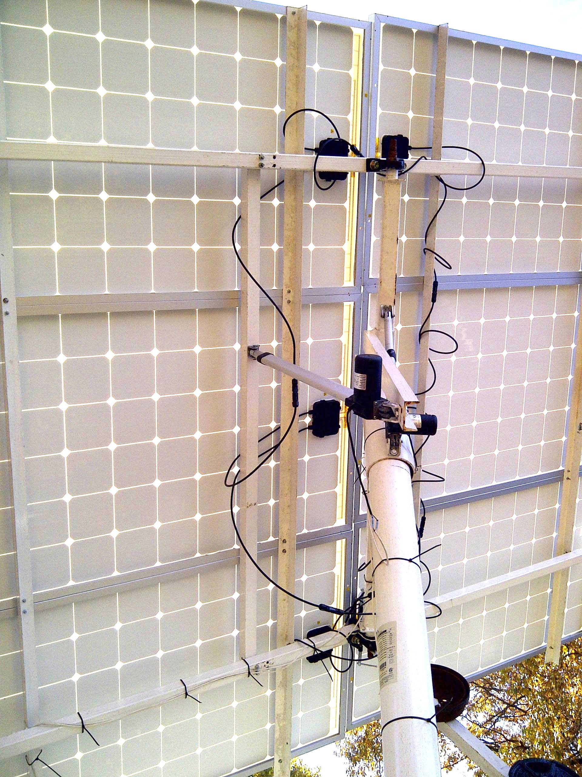 David Rhodes's PV Pseudo Polar Axis Mount
