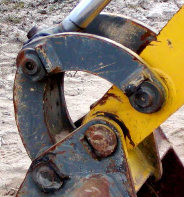 Backhoe 2 Mechanism