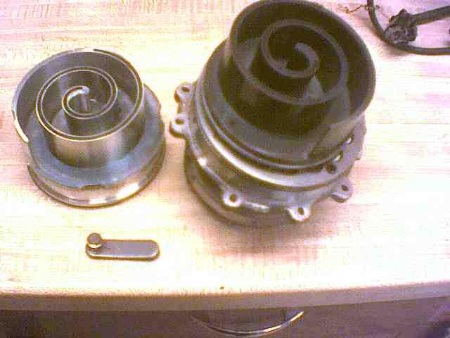 Fx Vsc on Honda Civic Engine Parts