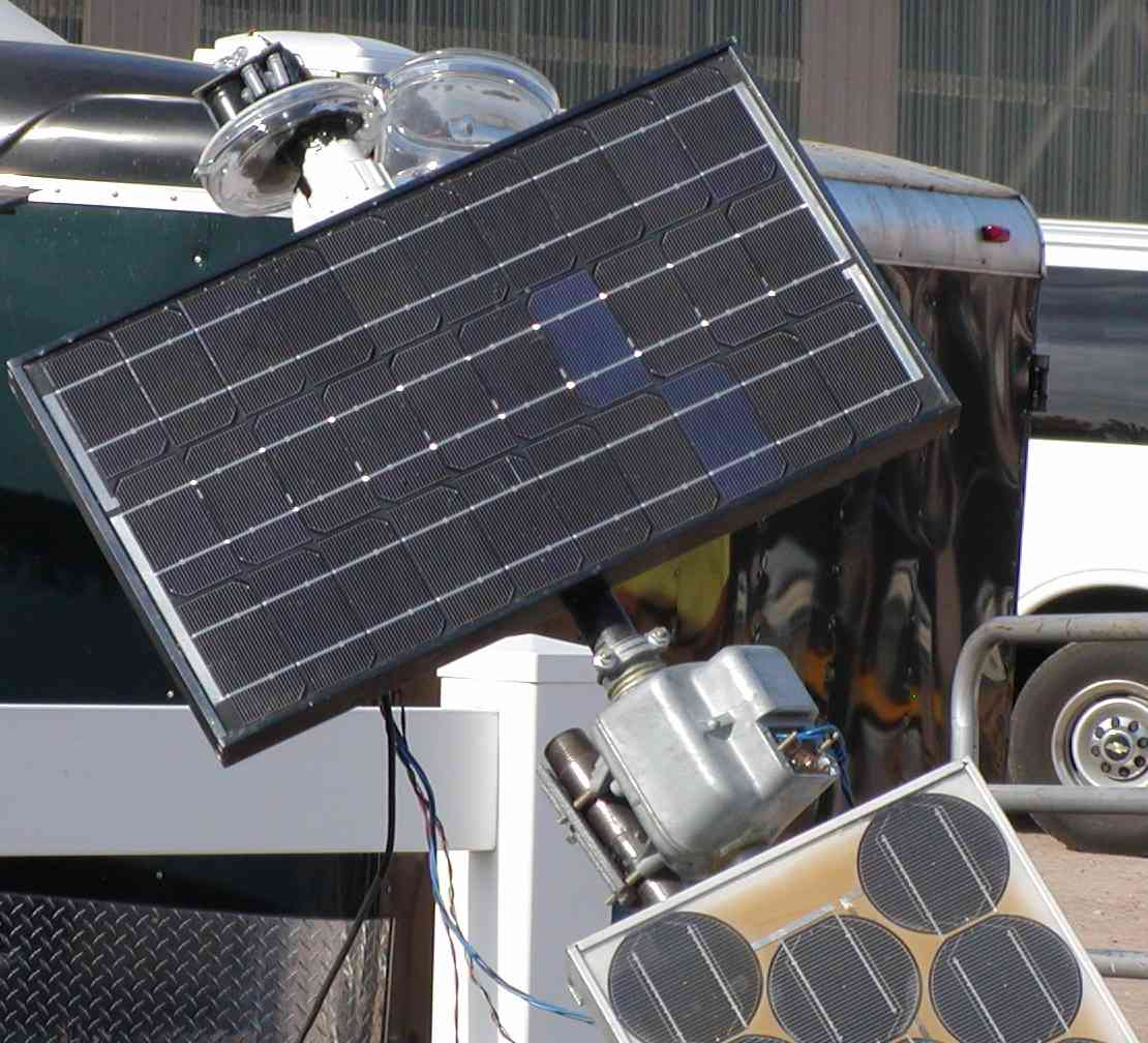 I Have Tried And Like Using Plastic Jiff Peanut Butter Jars Solar Tracker Schematics Simplified Tracking Prototype Ledtv1